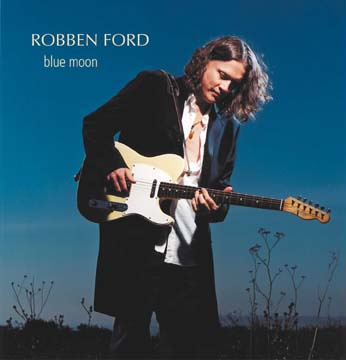 Robben Ford - Blue Moon CD cover