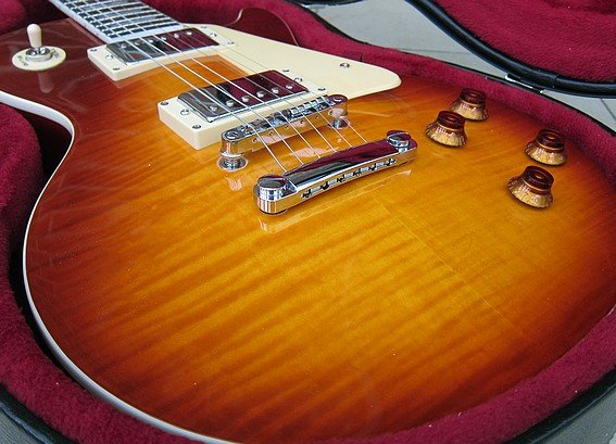 reproduction Gibson Les Paul Standard