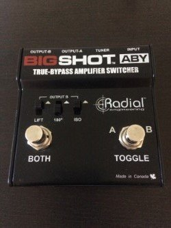 RADIAL BIGSHOT ABY